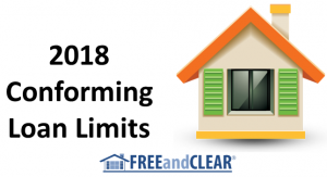 2018 conforming loan limits