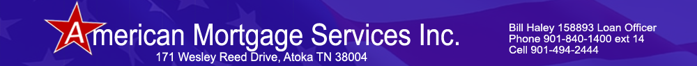 American Mortgage Services Tennessee