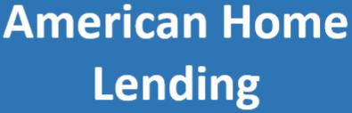 American Home Lending