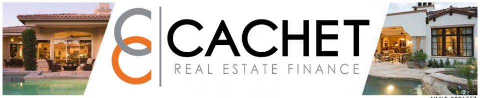 Cachet Real Estate Finance