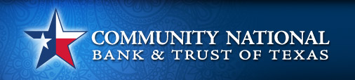 Community National Bank and Trust of Texas