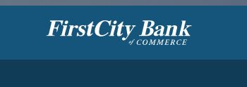 FirstCity Bank of Commerce