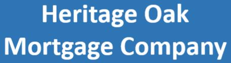Heritage Oak Mortgage