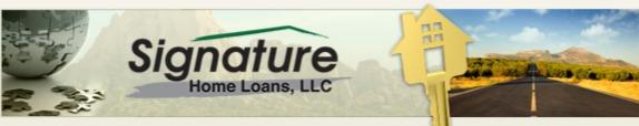 Signature Home Loans